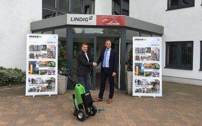 Our dealer family in Germany is expanding with Lindig