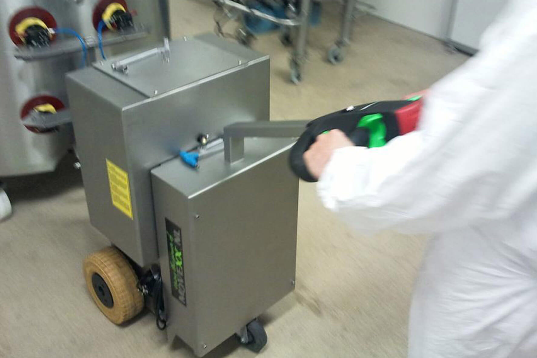 T2500-Clean Room Application 1