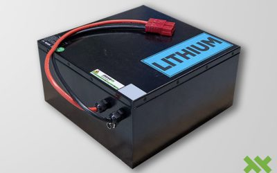 Movexx offers lithium batteries for heavier segment machines.